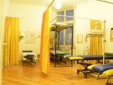 Behandlungsraum der Physiotherapie Praxis Bektas Güler