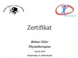 Bobath-Therapie, Fortbildungszertifikat, 2003